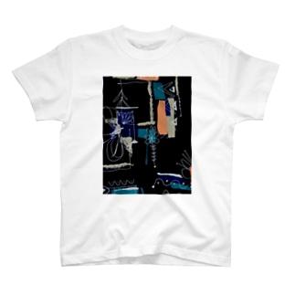 倣 T-shirts