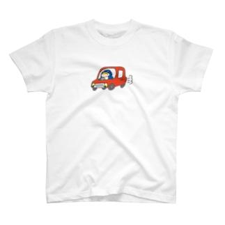くるまペンギン氏 T-shirts