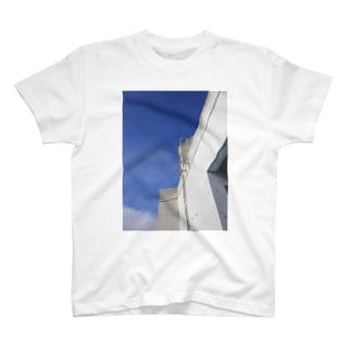 BLUE EXIT T-Shirt