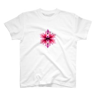 World Creation Design Gameのフラクタル 3 T-shirts