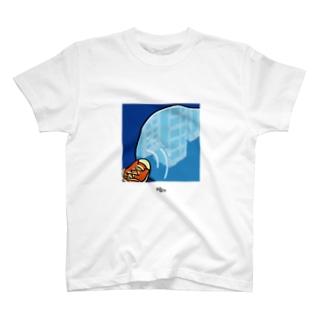 ogwの快青 T-shirts