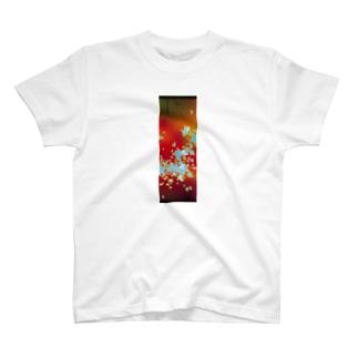秋の木漏れ日 T-shirts