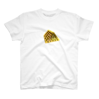 ラッキーナンバー24金運爆上げ T-shirts