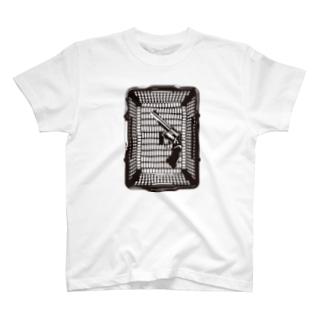 買い物かご T-shirts