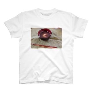ほかほかぜんざい T-shirts