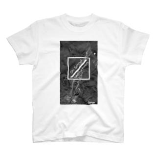Takatsue_ski_schoolのたかつえSS 航空写真シリーズ T-shirts
