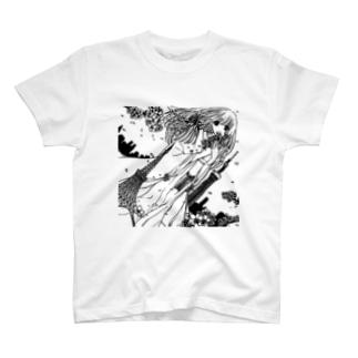 桜田さんと東京タワー T-shirts