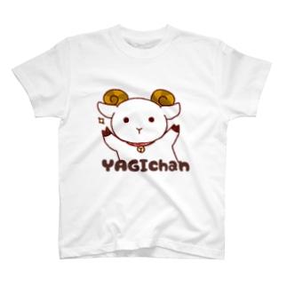 やぎちゃん T-shirts