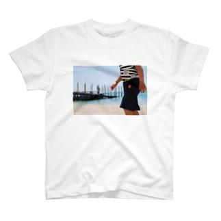沖縄県南城市玉城百名 T-shirts