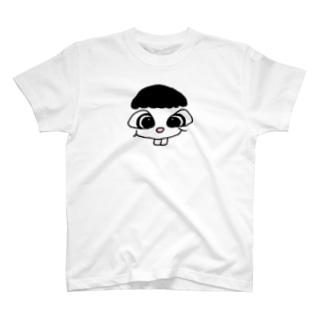 一条アラン@17LIVEのCFA-でっぱ君 T-shirts
