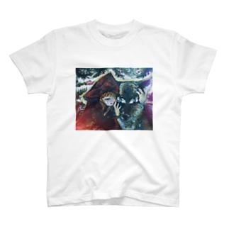 赤ずきん T-shirts
