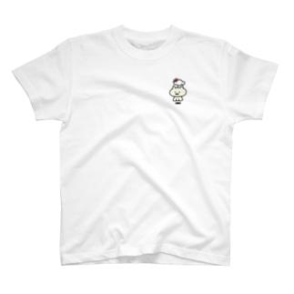 【SALE】てるてるネコ(通常) Tシャツ