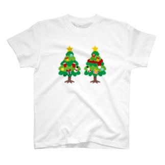 CT88 林さんのクリスマスA T-shirts