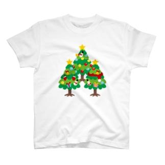 CT89 森さんのクリスマスA T-shirts