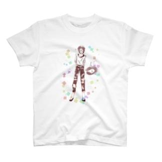 クラウナ T-shirts
