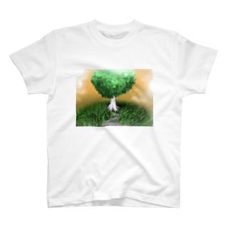 せいちょうのあかし T-shirts