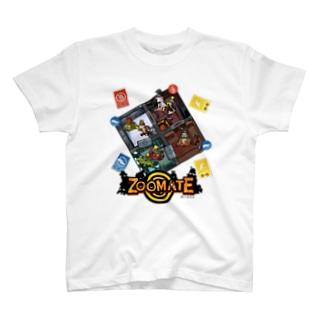 ズーメイト(タイプA) T-shirts