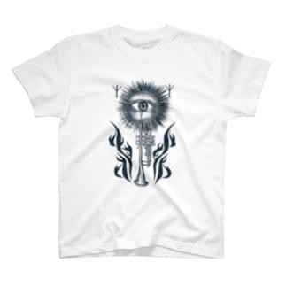 トランペット T-shirts