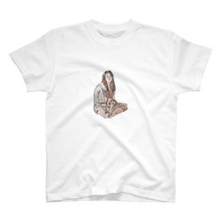 小原 泰彦のスマイル T-shirts