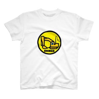 パ紋No.2833 SHINGO  T-shirts