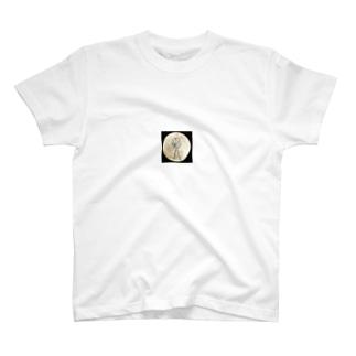 スーパー丸だしムーン T-shirts