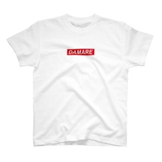 ボックスロゴ:DAMARE T-shirts