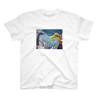 情熱の冷たさ T-shirts