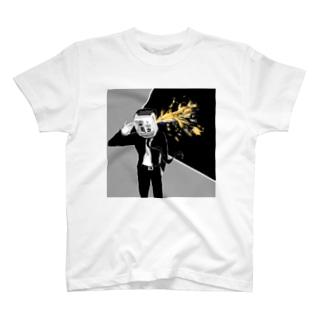 汚い花火 T-shirts