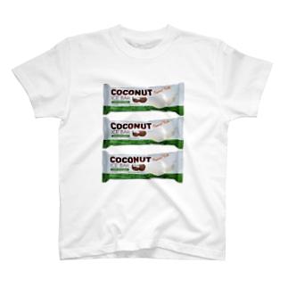 伝説のココナツアイスバー T-shirts