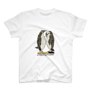 仲良しペンギン T-shirts