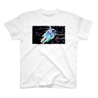 電脳遊泳 T-shirts