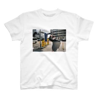 カメラ小僧けいすけ T-shirts