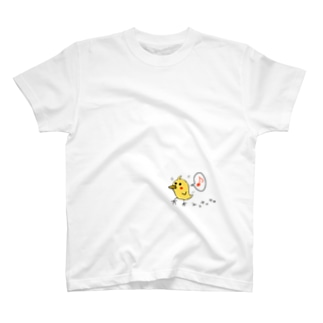 ヒヨコのコマル T-shirts