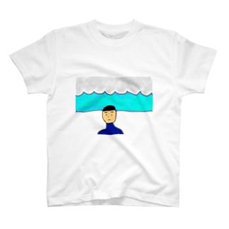 自画像コップ T-Shirt