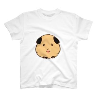 ブラウン コロちゃん T-shirts