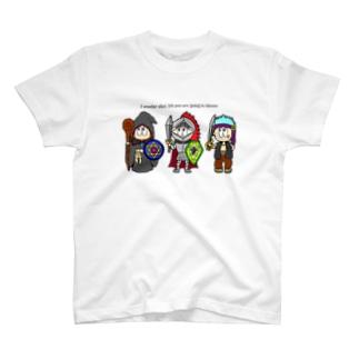 ゲーム/RPG T-shirts