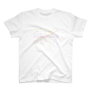 透過したい、します、なんか違う。 T-shirts