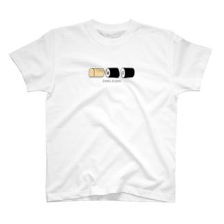 ザコ寿司 T-shirts