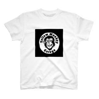 Yellow Monkey Garage グッズ T-shirts