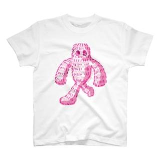 Yeti (pink) T-shirts