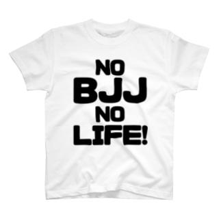 NO BJJ NO LIFE T-shirts