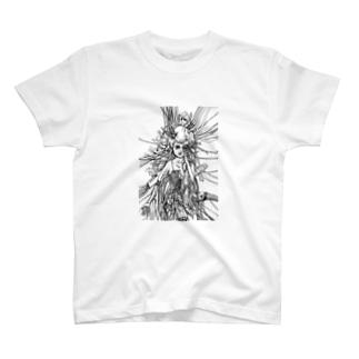 機械少年 T-shirts