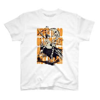 小悪魔カラス T-shirts