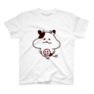 モーちゃん T-shirts