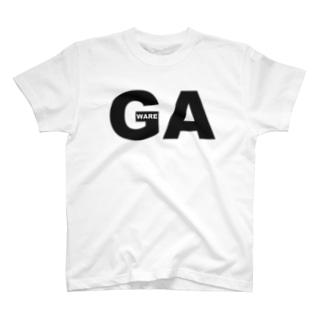 GA~我~ T-shirts