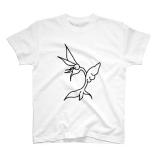 ストレリチア T-shirts