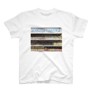 旅するTシャツ25 T-shirts