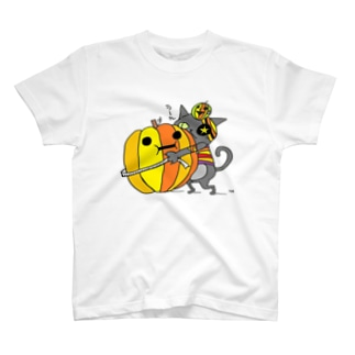 かぼちゃのウエストは何センチ? T-shirts