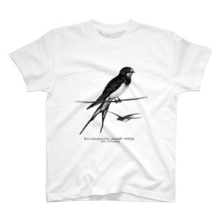 ツバメ  T-Shirt