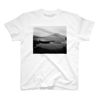 富士山とおじさん T-shirts